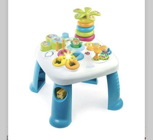 Игровой ращвивающий столик SMOBY COTOONS