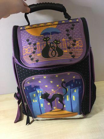 Компактный, детский рюкзак для школы