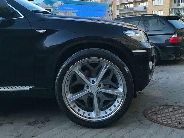 BMW X5 X6 22 Cale AC SCHNITZER Oryginał
