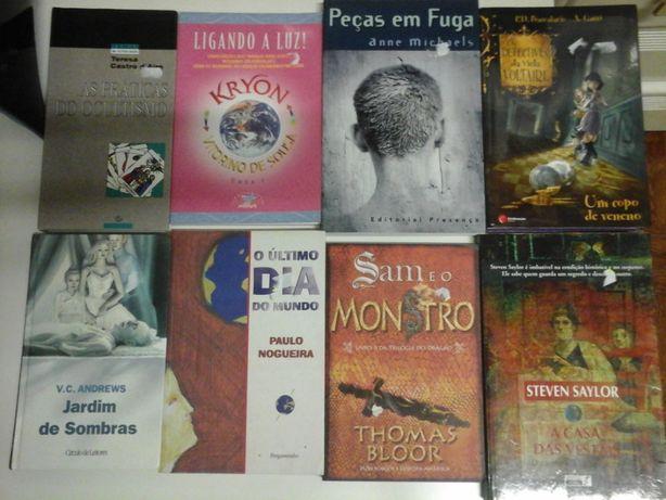 Vendidos EM SEPARADO Livros BARATOS Lote 11PS Lowcost Entrega IMEDIATA