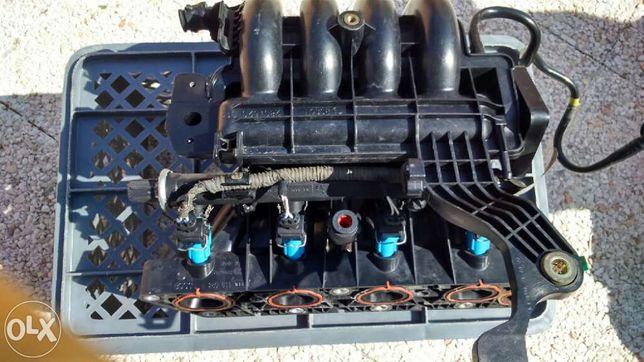 Vendo para Fiat punto 80 cv 16 válvulas injecção completa como nova co