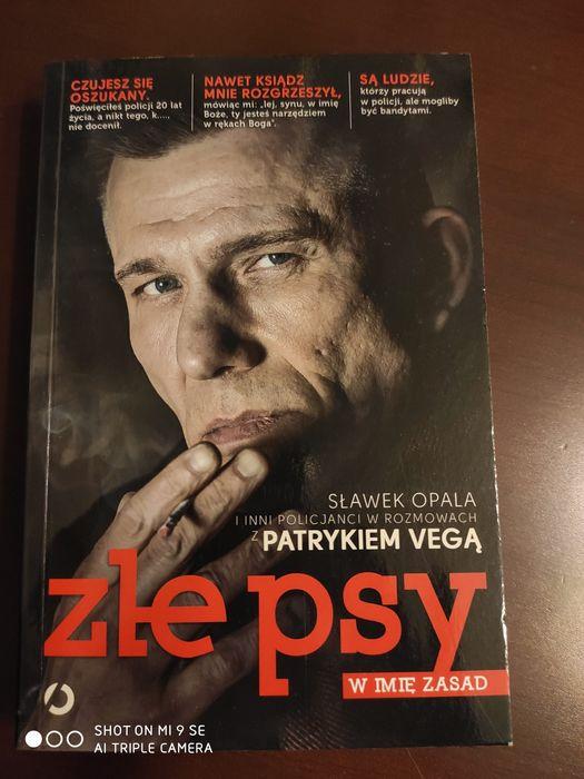Złe psy. w imię zasad. Patryk Vega Warszawa - image 1