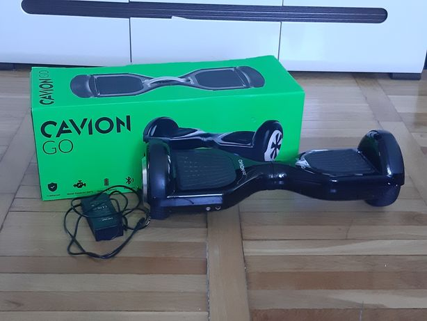 Deska elektryczna CAVION GO