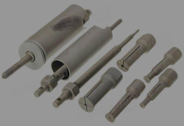 Ferramentas extração rolamentos e polies