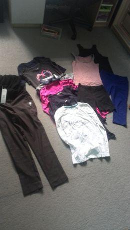 Paka bluzki,spodenki,spodnie