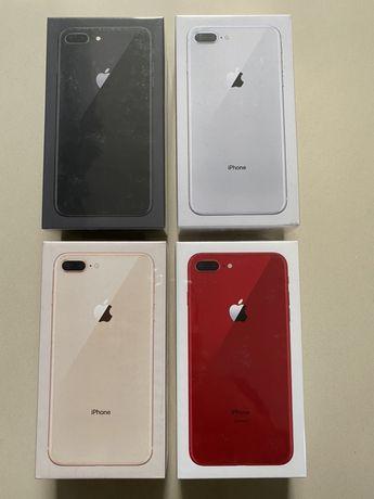 Apple iPhone 8+ plus 64gb i 256gb nowe zafoliowane pelna gwarancja fv