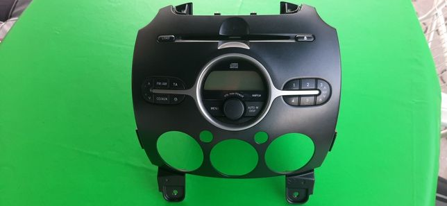 Radio CD MP3 Mazda 2 DL4066ARO