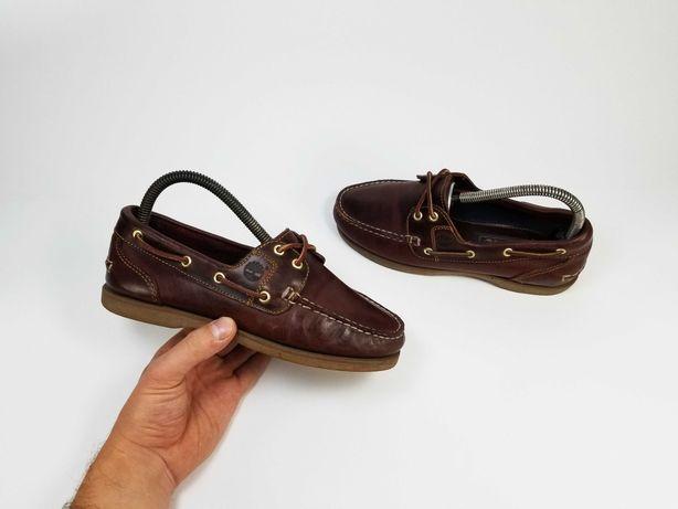 Timberland топсайдеры обувь на весну лето 38 39 24.5 см