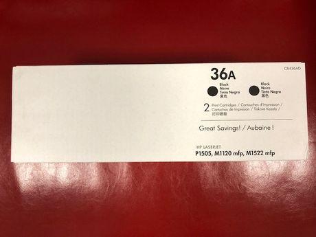 Toner HP 36A CB436A 2000 kopii oryginalny
