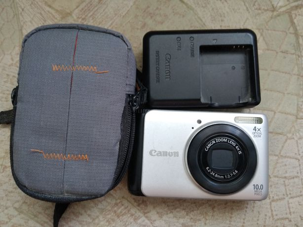 Продам цифровой фотоаппарат Canon PowerShot A3000 IS