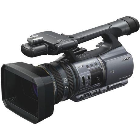 Портативна напівпрофесійна відеокамера Sony DCR-VX2200E