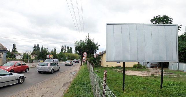 Billboard tablica reklamowa bilbord do wynajęcia WŁOCŁAWEK reklama