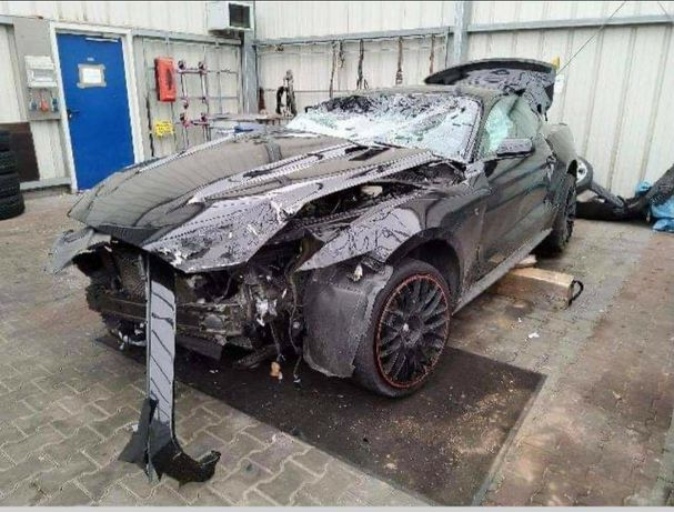 Ford Mustang 3.7 2016 rok sprowadzony