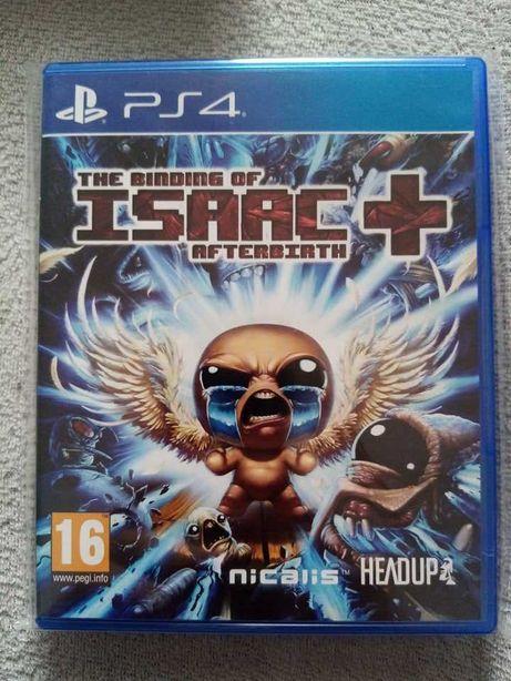 Gra The binding of Isaac Afterbirth + ps4 playstation 4 pro UNIKAT!!!