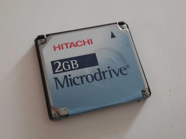 Disco Rigido - MICRODRIVE - Compact Flash Mecánico para PCs Retro