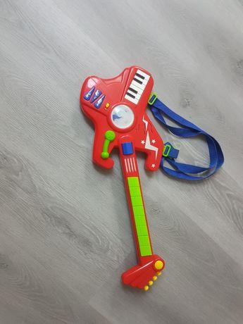 Gitara zabawka