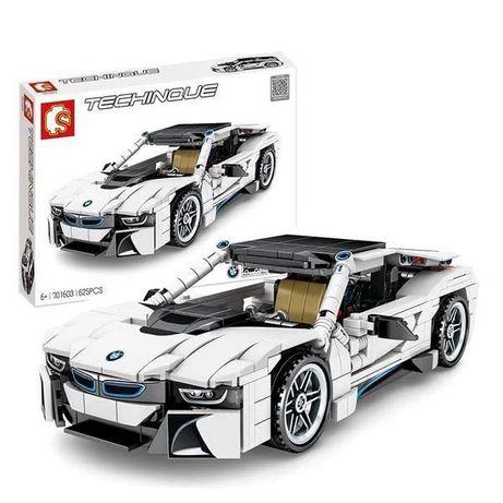 "Конструктор Sembo 701603 ""Спорткар BMW i8"""