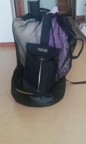 Mochila /saco de mergulho da Nava