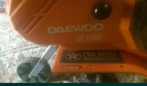 Культиватор електричнийDAEWOO DAT 2500E.