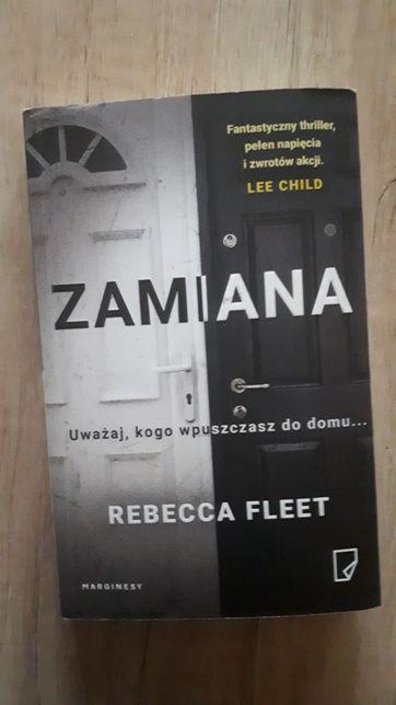 """Zamiana"" Rebecca Fleet"
