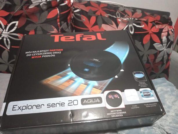 Tefal Explorer Serie 20 Aqua (nowy na gwarancji)