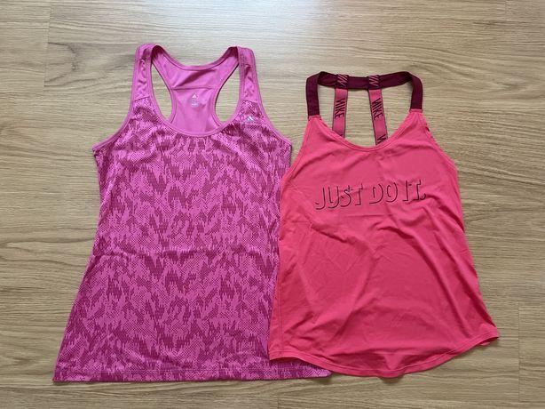 Top Adidas/ Nike rosa