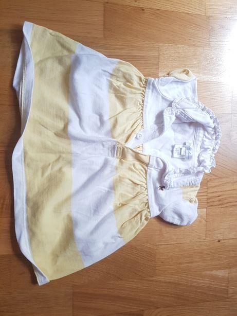 Sukienka niemowlęca ralph lauren 3m 62 68