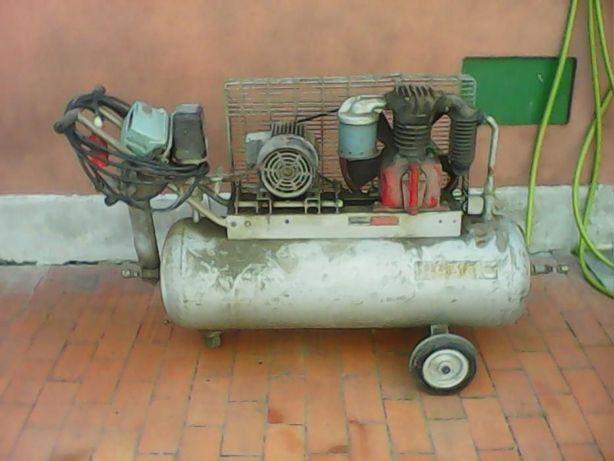 compressor trifasico / monofasico - troco p / moto , scooter