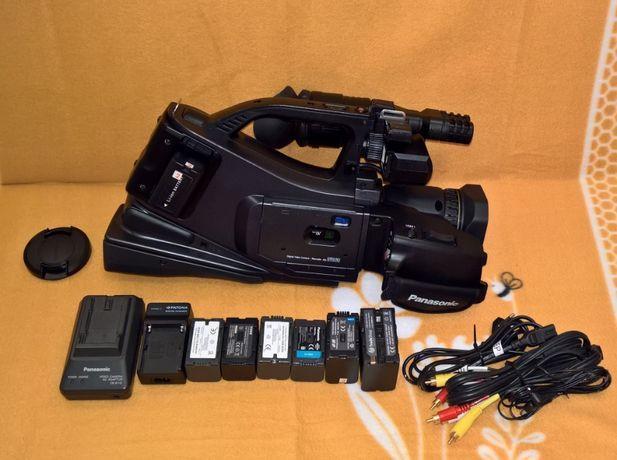 Kamera DV (SD) Panasonic AG-DVC60E - zamienię na obiektyw SONY E