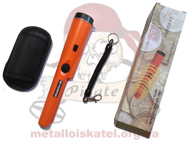 Пинпоинтер целеуказатель GP Pointer металлоискатель ручной металошукач