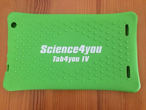 Capa Tablet Science 4 You