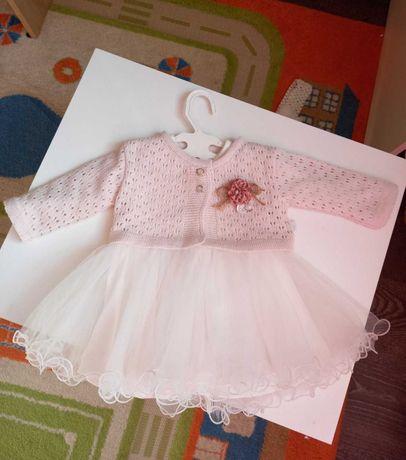 Нарядное платье ,платье на крещение