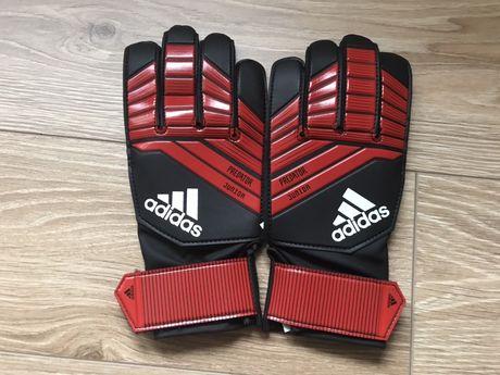 Rękawice bramkarskie Adidas Predator Junior rozmiar 7,8