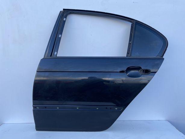 Двери Дверьки БМВ Е46 Седан Black Sapphire Metallic 475 Идеал