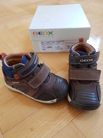 Sprzedam buty sportowe, półbuty, trzewiki Geox rozmiar 24