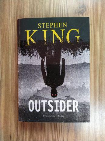 Outsider Stephen King
