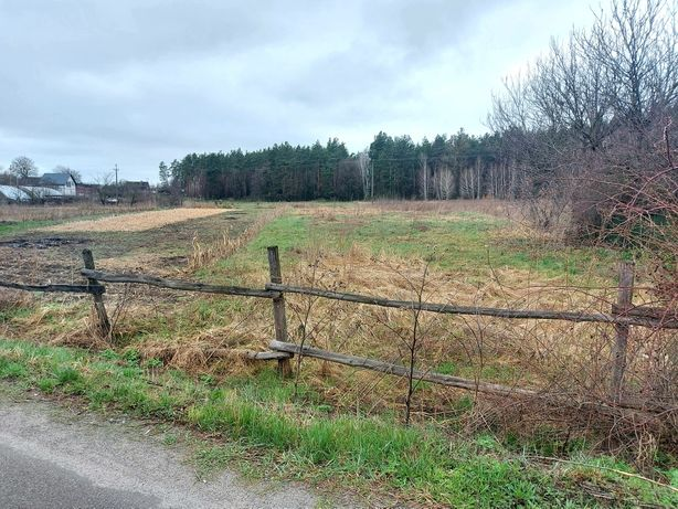 Продам-10сот-хутор Красный под застройку с выходом в лес,недорого.