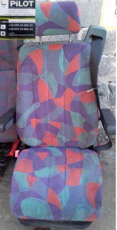 Сиденья Пилот для автобусов (Isri, Grammer)