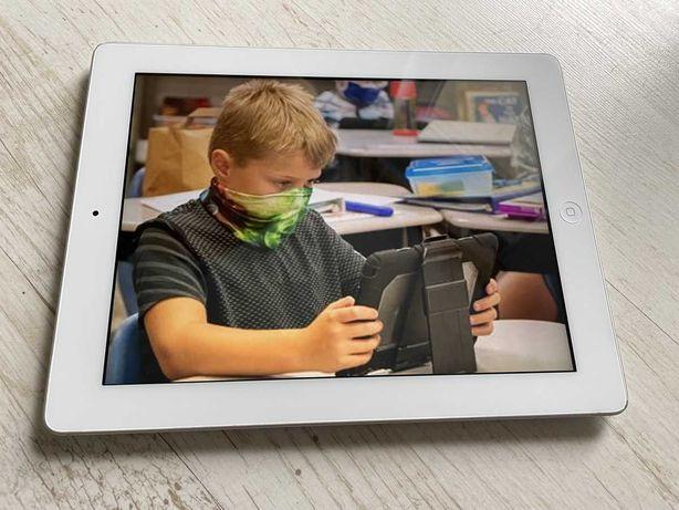EKSTRA iPad 4 16GB wifi biały - do zabawy i nauki