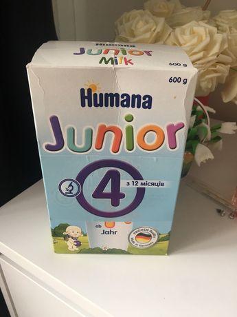 Humana Junior 4 каша