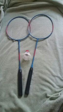 paletki do badmintona +lotka