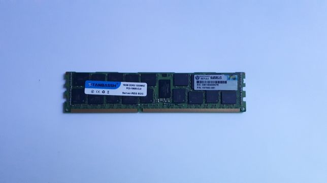 16GB DDR3 1333MHZ Ram