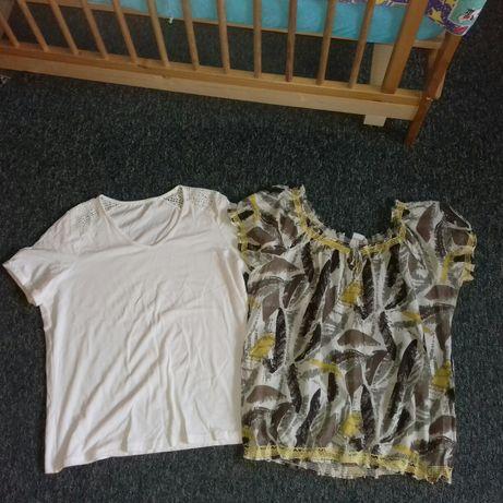 2 bluzeczki damskie 46