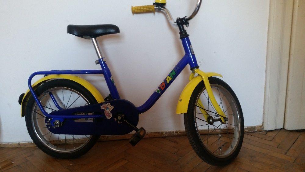Rower dziecięcy 16 cali Kraków - image 1
