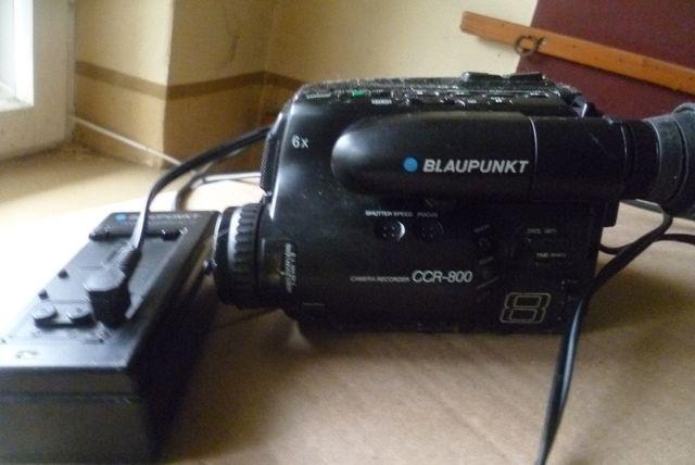 Blaupunkt CCR 800 stara kamera