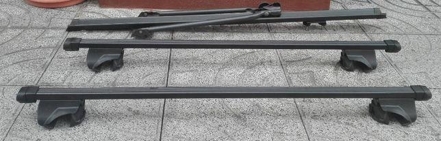Barras de tejadilho + Suporte de bicicletas