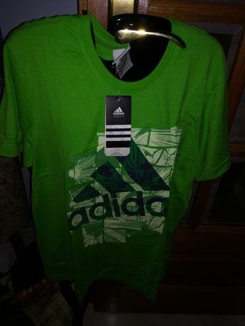T-shirt Adidas, tamanho S