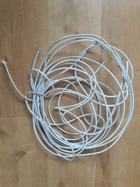 Kabel telefoniczny/przedłużacz routera