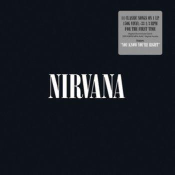 NIRVANA - Nirvana / Best Hits LP
