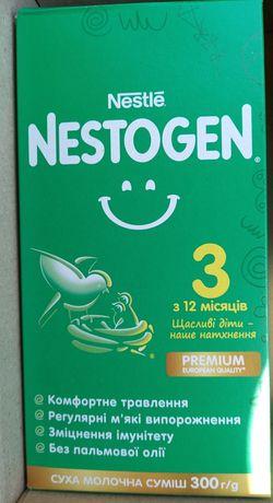 Суміш молочна Nestle Nestogen 3